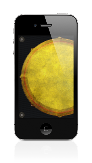 Djembe Drum iPhone Screenshot 2 of 2