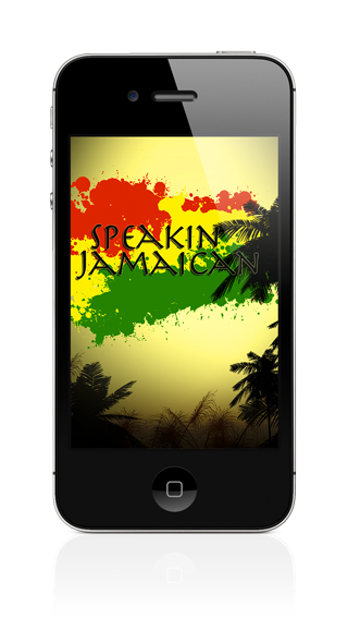 Speakin Jamaican iPhone Screenshot 1 of 3