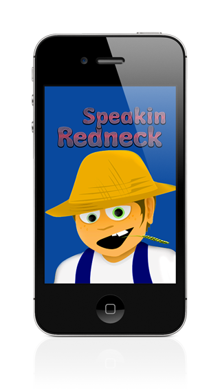 Speakin Redneck iPhone Screenshot 1 of 3