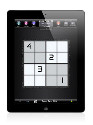 Sudoku Packs iPad Screenshot 1 of 5