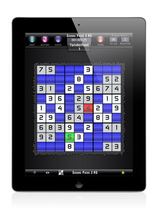 Sudoku Packs iPad Screenshot 2 of 5