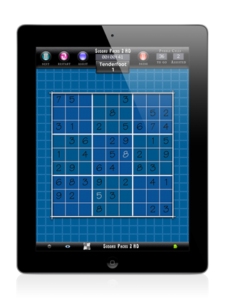 Sudoku Packs iPad Screenshot 4 of 5