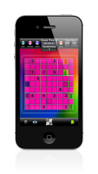 Sudoku Packs iPhone Screenshot 3 of 5