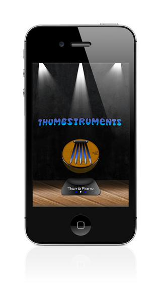 Thumbstruments iPhone Screenshot 2 of 5