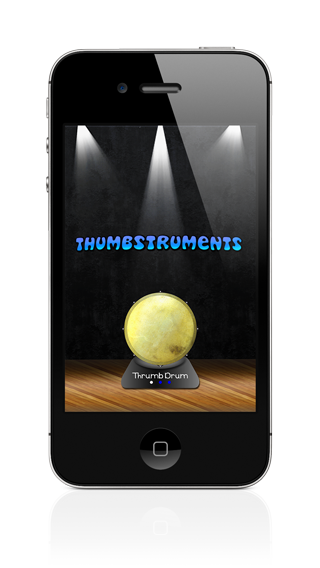 Thumbstruments iPhone Screenshot 5 of 5